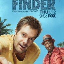 The Finder: uno dei poster per lo spin-off di Bones