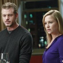Grey's Anatomy: Jessica Capshaw ed Eric Dane nell'episodio Poker Face