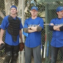 Grey's Anatomy: Patrick Dempsey, Scott Foley e Kevin McKidd nell'episodio Put Me in, Coach