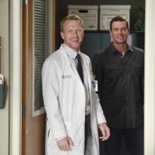 Grey's Anatomy: Scott Foley e Kevin McKidd nell'episodio Put Me in, Coach