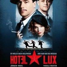 Hotel Lux: un poster del film