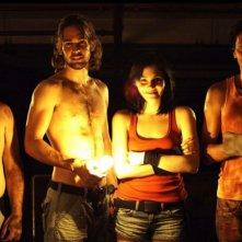 Juan of the Dead: una sequenza dell'horror