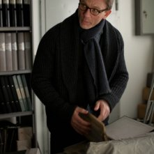 Millennium - Uomini che odiano le donne: Daniel Craig è Mikael Blomkvist in una scena del film