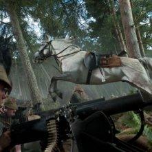 Una splendida immagine del film War Horse