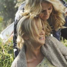 C'era una volta: Jessy Schram e Jennifer Morrison nell'episodio The Price of Gold