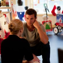 Haven: Lucas Bryant in una scena dell'episodio Silent Night