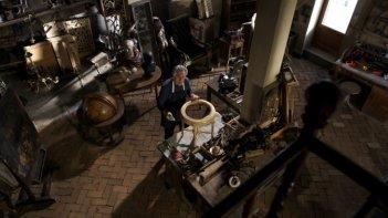 Lando Buzzanca all'opera nella fiction di Rai Uno, Il restauratore
