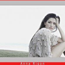 Anna Rigon in un'immagine promozionale.