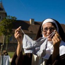 Marie Marczack in L'orpheline avec en plus un bras en moins