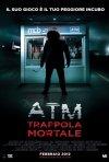 ATM - Una trappola mortale: la locandina del film