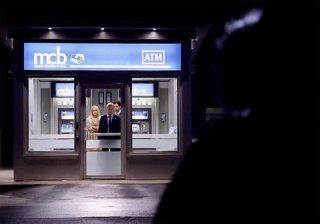 ATM - Una trappola mortale: una suggestiva scena del thriller