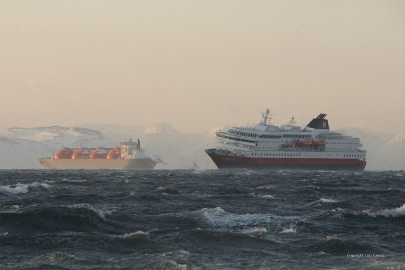 Gnade Il Mare Norvegese Immortalato In Un Immagine Del Film 228773