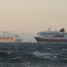 Gnade: il mare norvegese immortalato in un'immagine del film