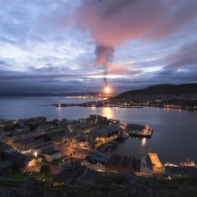 Gnade: una scena del thriller sentimentale ambientato in Norvegia