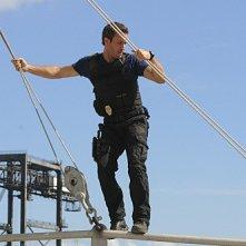 Hawaii Five-0: Alex O'Loughlin in una scena dell'episodio Mea Makamae
