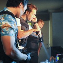 Hawaii Five-0: Daniel Dae Kim, Scott Caan ed Alex O'Loughlin nell'episodio Ka Hakaka Maikai