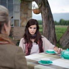 La verità nascosta: Clara Lago in una scena del film