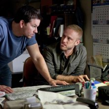 Mark Wahlberg e Ben Foster in Contraband