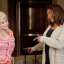 Queen Latifah e Dolly Parton in Joyful Noise