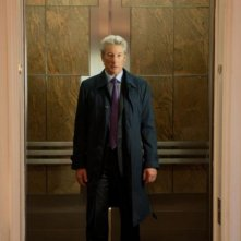 Richard Gere in una scena del thriller Arbitrage