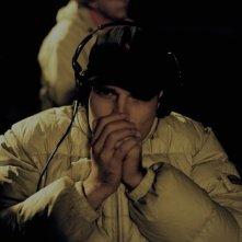 Il regista Benedek Fliegauf in un'immagine sul set