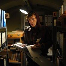 Jacob Matschenz protagonista del film Das System, del 2011