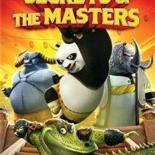 Kung Fu Panda: Secrets of the Masters: la locandina del film