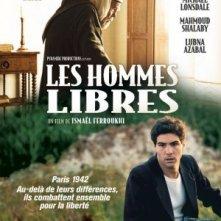 Les hommes libres: la locandina del film