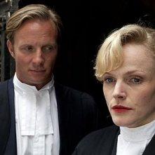 Maxine Peake e Rupert Penry Jones acerrimi rivali nella serie britannica Silk