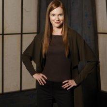Scandal: Darby Stanchfield è Abby Whelan in una foto promozionale della serie