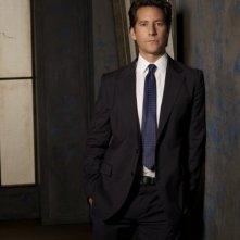 Scandal: Henry Ian Cusick nel ruolo di Stephen Finch in una foto promozionale della serie