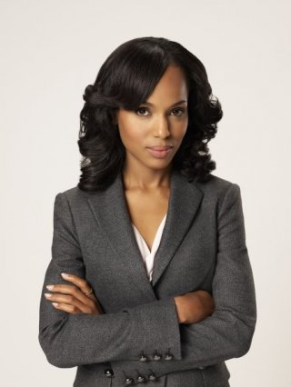 Scandal: Kerry Washington è Olivia Pope