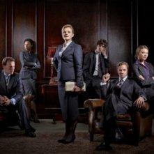Silk, il cast al completo della serie televisiva britannica
