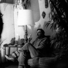 Tabu: il regista Miguel Gomes sul set del film