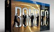 BOND 50: in autunno tutti i 22 film di 007 in un cofanetto blu-ray