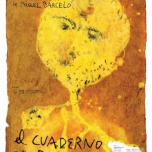El cuaderno de barro: la locandina del film