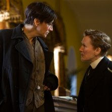 Glenn Close e Janet McTeer in una scena di Albert Nobbs