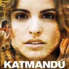 Katmandú, un espejo en el cielo: la locandina del film