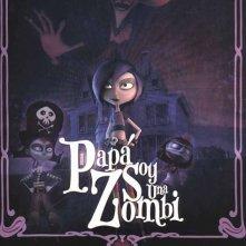 Papá, soy una zombi: la locandina del film