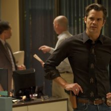 Justified: Timothy Olyphant nell'episodio Full Commitment