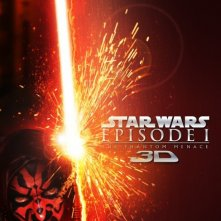 Star Wars: Episode I - The Phantom Menace 3D: nuovo poster USA 3