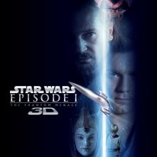 Star Wars: Episode I - The Phantom Menace 3D: nuovo poster USA 4