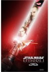 Star Wars: Episode I - The Phantom Menace 3D: nuovo poster USA 5