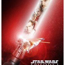 Star Wars: Episode I - The Phantom Menace 3D: nuovo poster USA 5