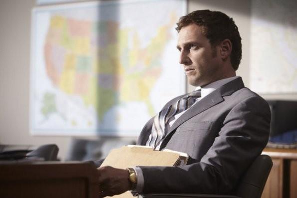 The Firm Josh Lucas In Una Scena Dell Episodio Chapter 4 229105