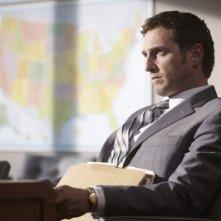 The Firm: Josh Lucas in una scena dell'episodio Chapter 4