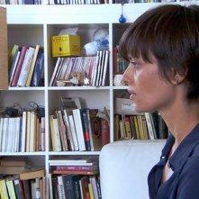 Claudia Pandolfi in una scena del film Sulla strada di casa