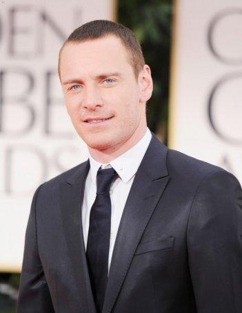 Golden Globes 2012: Michael Fassbender sul red carpet