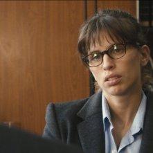 Polisse: la regista e interprete Maïwenn Le Besco in una scena del film