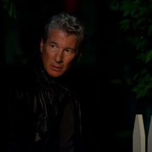 Richard Gere in una scena del poliziesco The Double